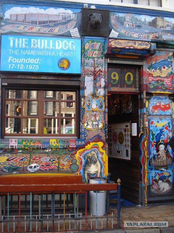 Амстердам. Кофешоппинг (26 фото)
