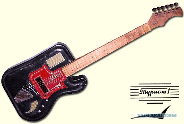 как и еще некоторые гитары