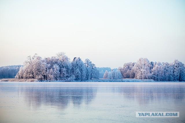 Новый год в Вильнюсе.