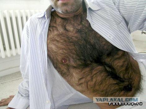 Волосатая грудь у женщин фото - а также ополаскивание волос солью.