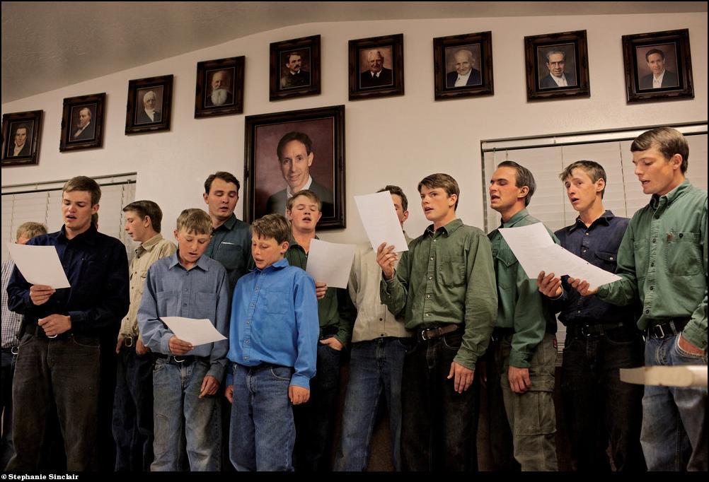 Инцест у мормонов