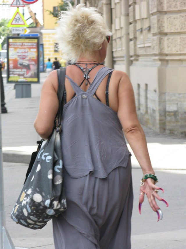 Мода петербургских улиц