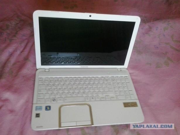 Ноутбук Toshiba Satellite L850 B1W продается.