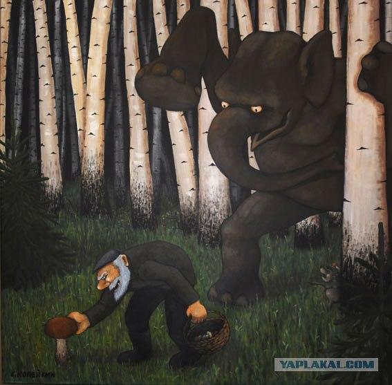 Копейкин: Эти опасные слоны
