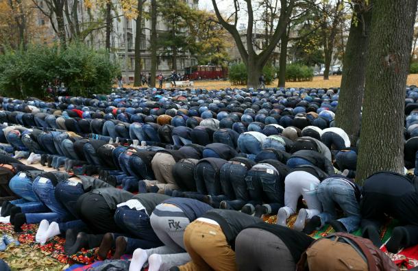 Мусульмане против возрождения «русского мира»