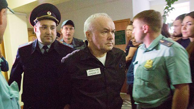 """Экс-главу НПО """"Мостовик"""" Шишова выпустили из колонии по УДО, обвиненного в растрате более 1 млрд рублей"""