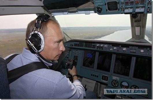 Правда о вертолетах в центре Москвы.