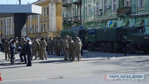 Тем временем в Одессе...