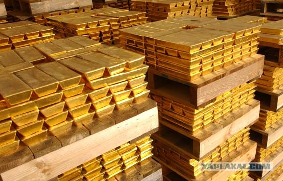 В пятницу рынок золота перестанет быть прежним