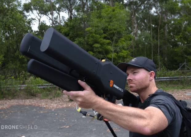 Белоруссия представила противодроновую винтовку.