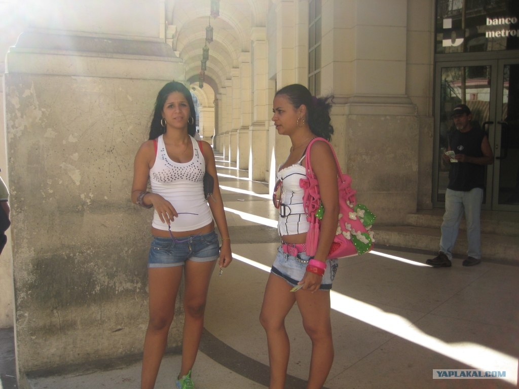 фото кубинских проституток