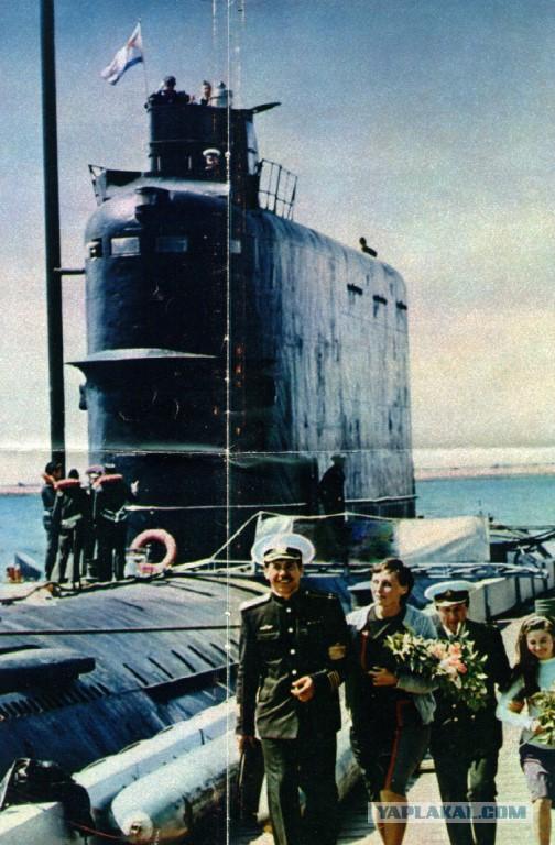 экипаж славянки подводной лодки новость том