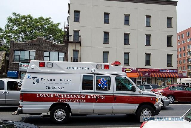 Ambulance 24 stork