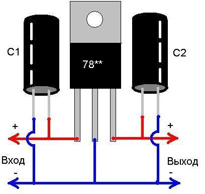 Как сделать простейший стабилизатор напряжения на 5 вольт