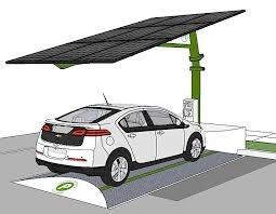 Ездим бесплатно или создание первой в РФ автономной зарядной станции