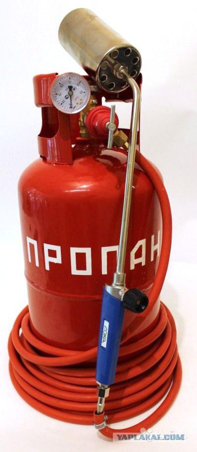 виконання показано где купить газовую горелку с баллоном квадратных метров