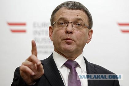 Чехия отказалась видеть Украину