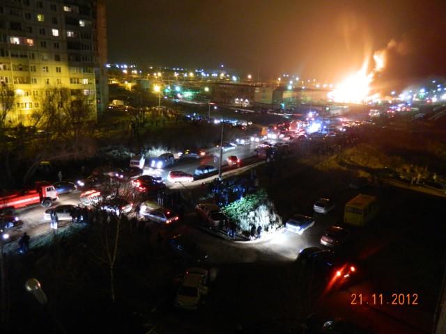 В Твери взорвалась газовая заправка