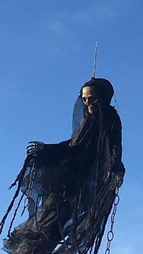 Жителей Висконсина напугал летавший на дроне «дементор»