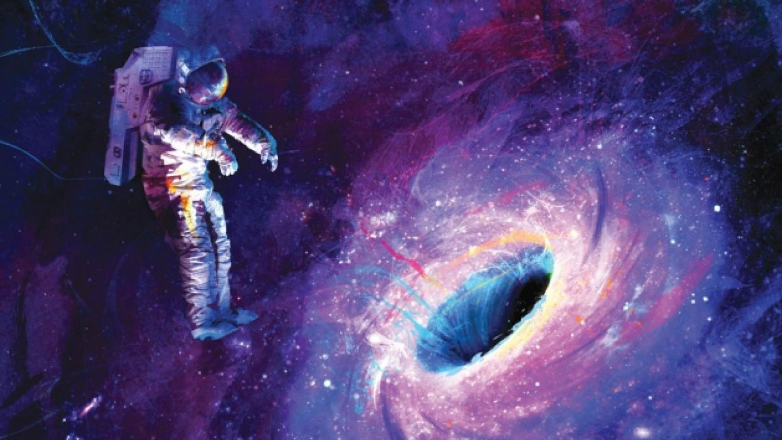 черные дыры снимки из космоса