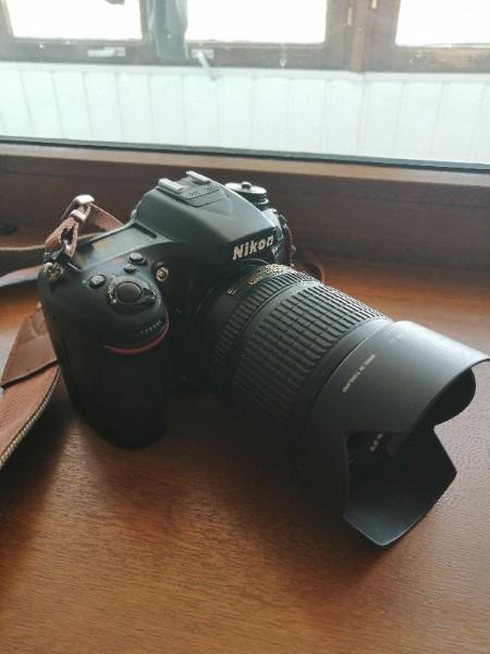 Nikon d7100 + стекла