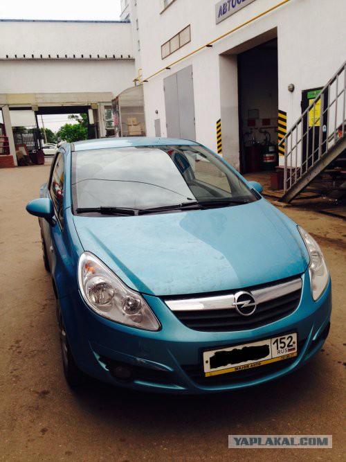 Продаю Opel Corsa 2010
