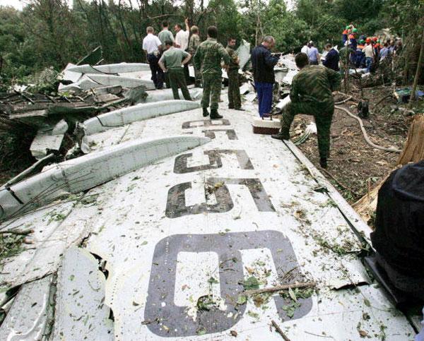 Речевой самописец Ту-154