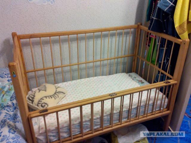 Кровать на двоих