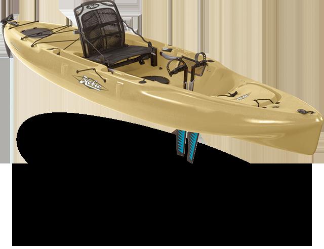 лодка ножная