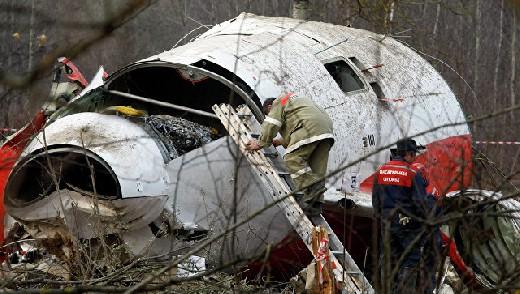 Сегодня в Польше эксгумируют останки погибшего президента Качиньского
