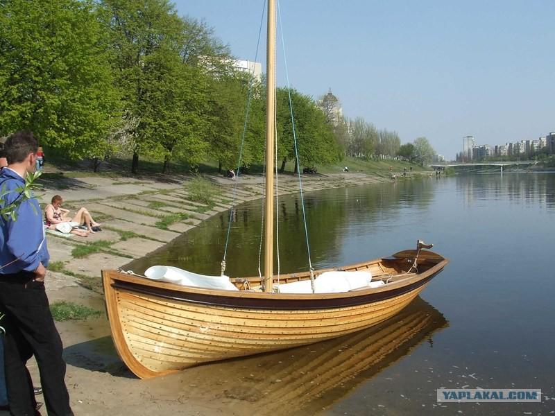 продажа лодок и швертбот
