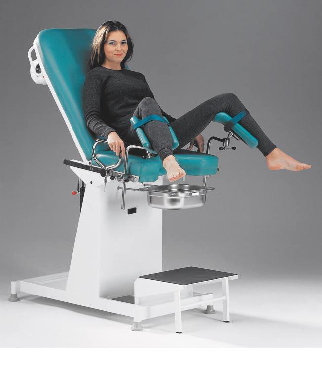 фото прийом гінекологів а кріслі