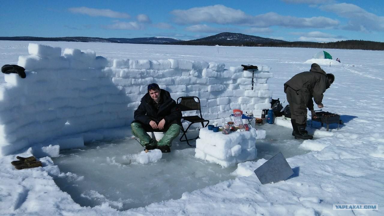 рыбалка североморск 2016