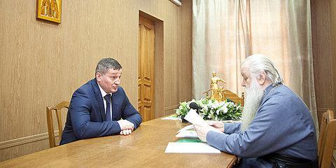 Волгоградский губернатор намерен любой ценой собрать деньги на храм