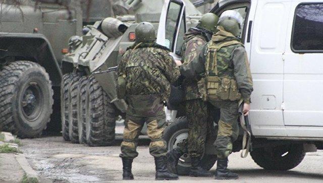 Спецоперация: в заблокированном доме в Махачкале ликвидировали трех боевиков