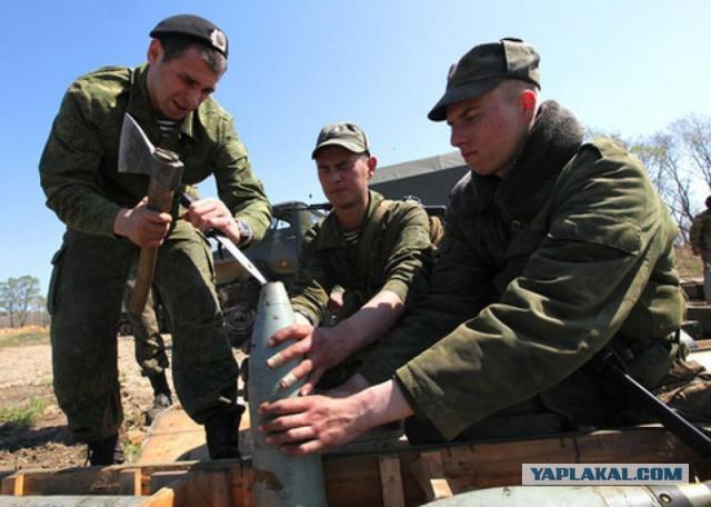 Последствия взрыва в оккупированном Донецке - Цензор.НЕТ 9647