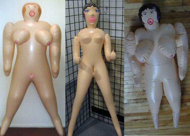 фото секс резиновая кукла