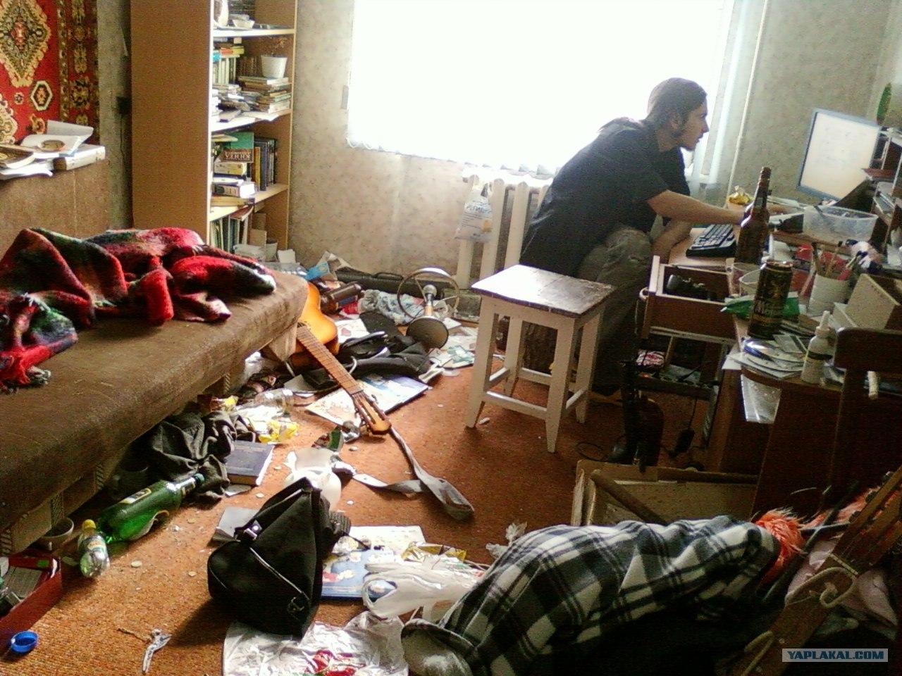 Студенты на съёмной квартире 22 фотография
