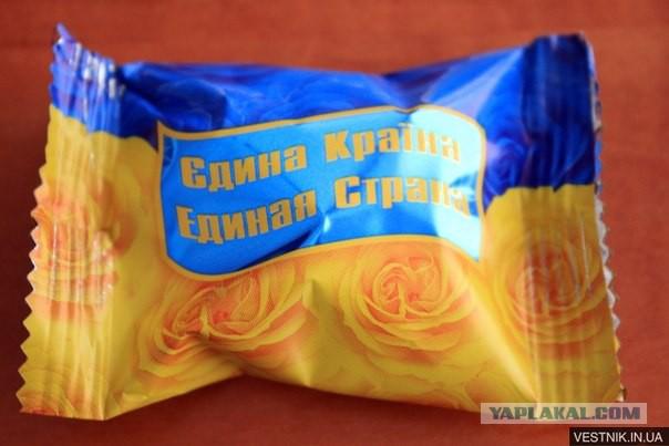 Россия закрыла транзит украинских конфет в Азию