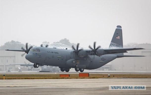 В Афганистане разбился самолет США: 11 человек погибли