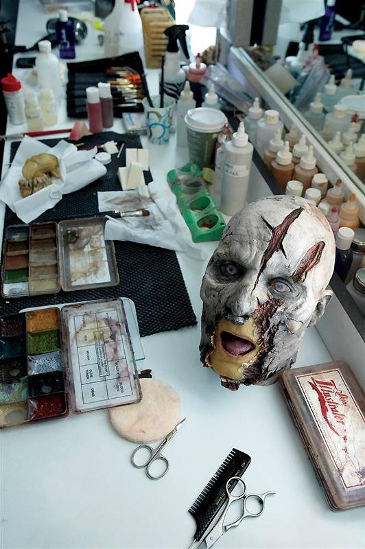 Как готовят в зомби