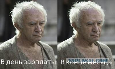 """Эмилия Кларк на съёмках седьмого сезона """"Игры престолов"""""""