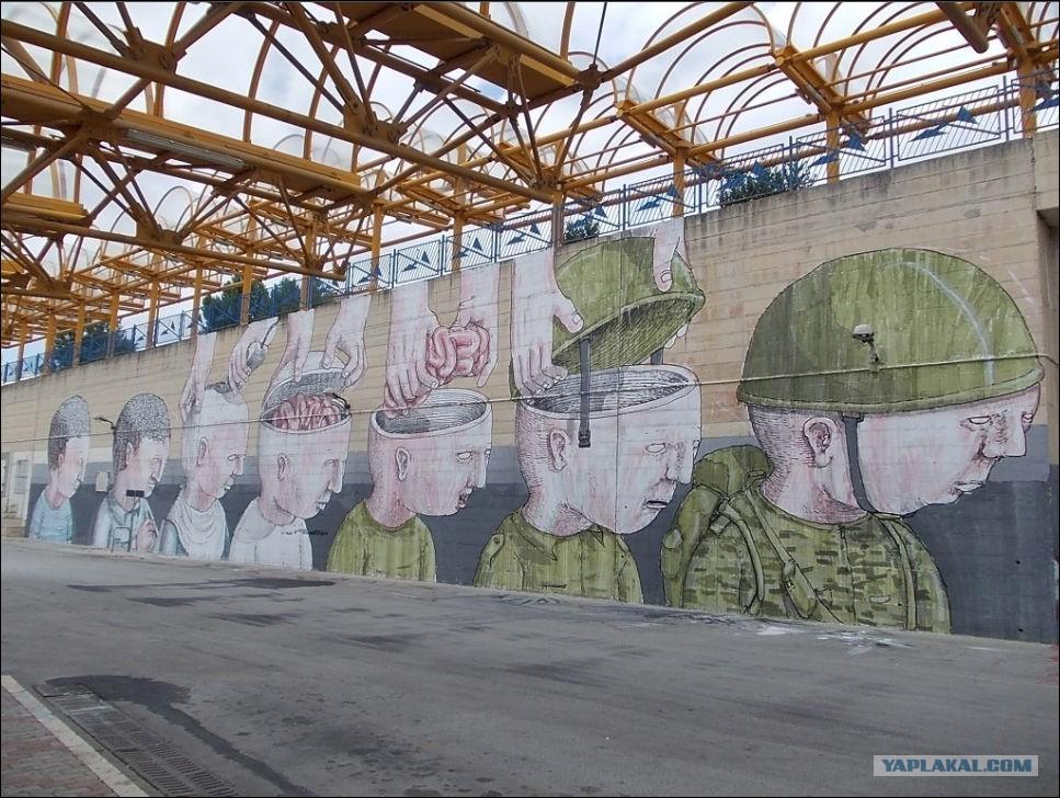 Славянск 20 апреля атака блок поста