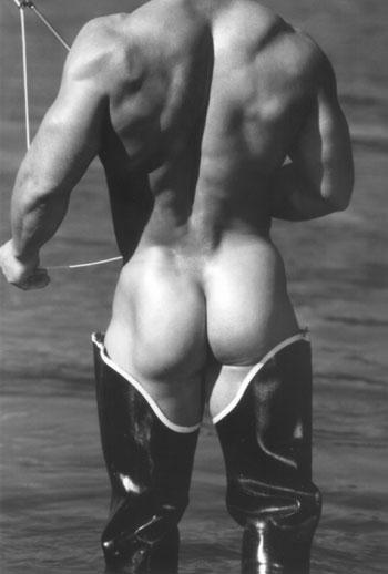 фото черной жопы мужика
