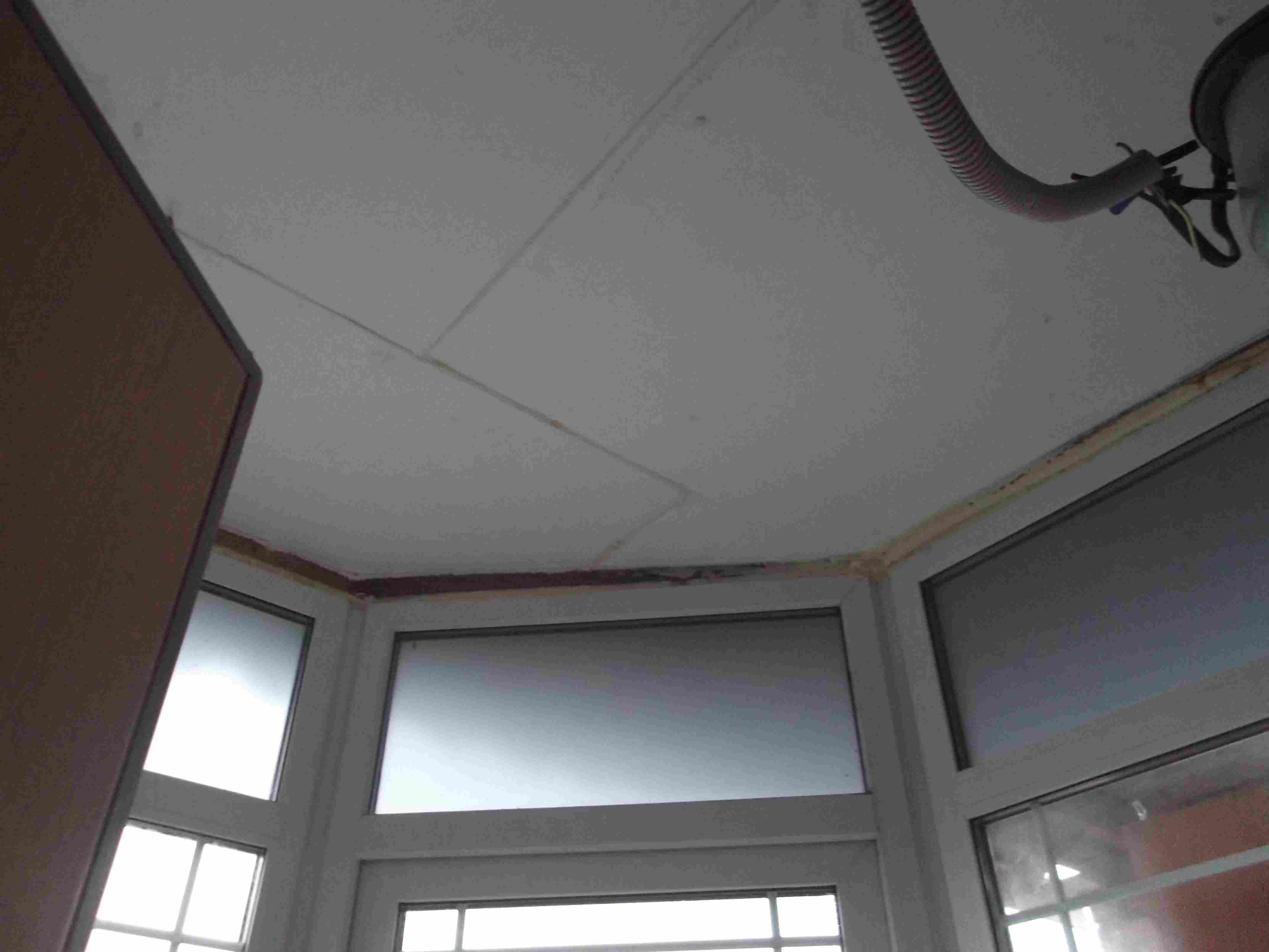 Тепловые потолки своими руками