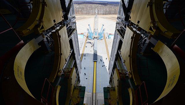 На стартовом столе космодрома Восточный обнаружили критический дефект