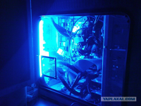 Подсветка рабочего стола