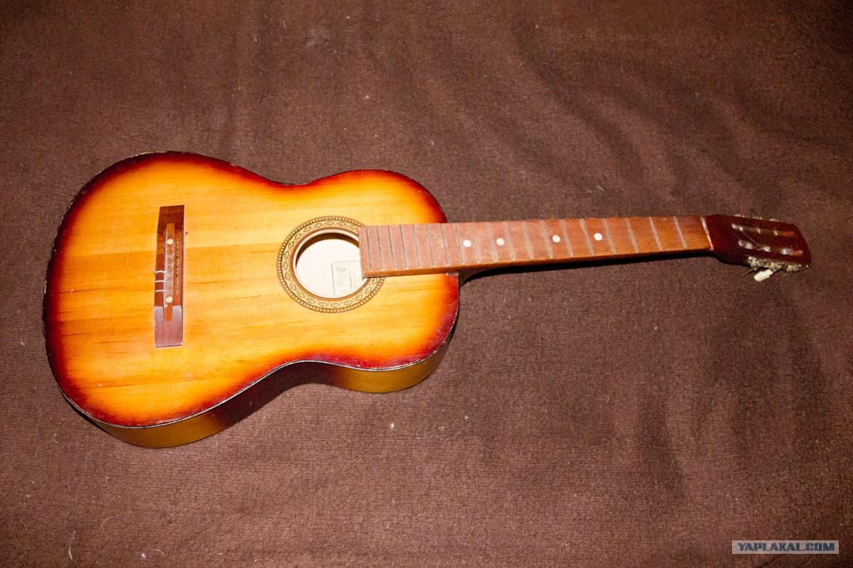 Как сделать хорошую гитару