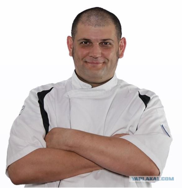 Высокая кухня или никогда не заказывайте в ресторане сербский салат
