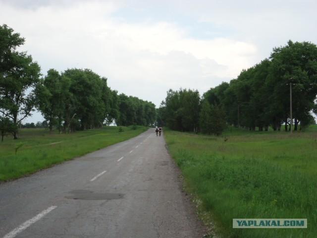Киев - Чернигов на вело